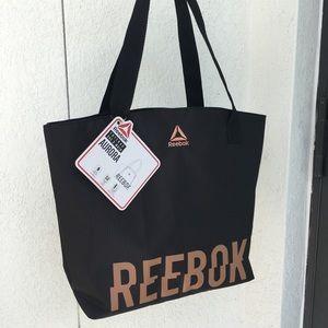 d558b4b14a71 Reebok Aurora Tote Bag Gym Bag Water Resistant Boutique